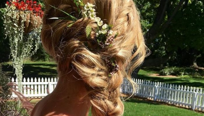 10 Peinados para invitadas de Comunión 2017