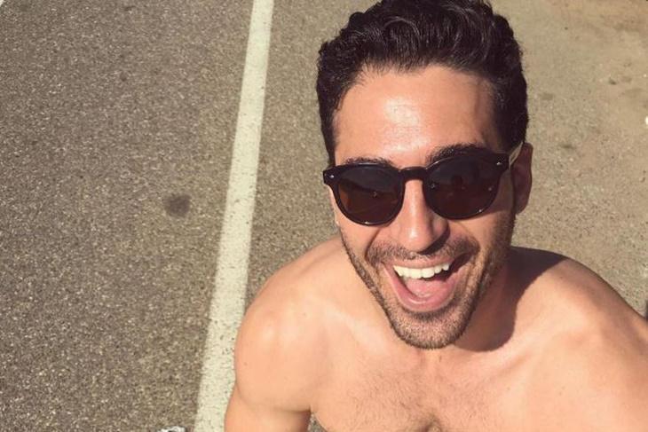 Las 5 fotos más sensuales de Miguel Ángel Silvestre en Instagram