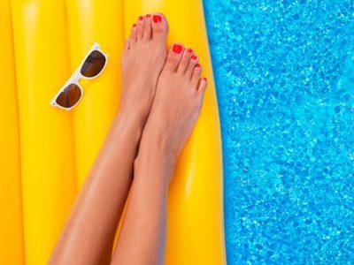 ¿Cómo tener unos pies perfectos? Consejos prácticos