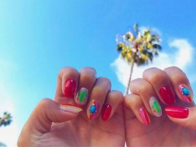 Nail Art Coachella 2017, ¡pon el toque de festival a tus uñas!