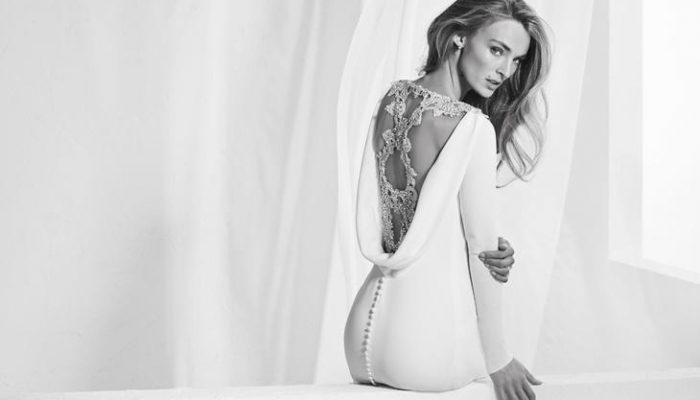 Pronovias Atelier 2018 vestidos de novia de lujo