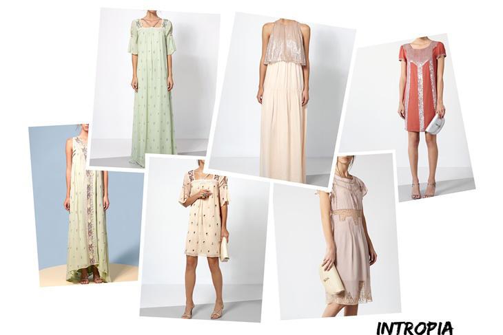 Vestidos fiesta 2019 intropia