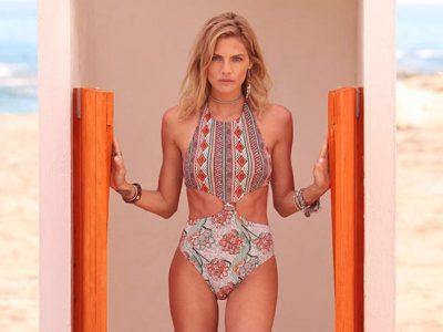 Amaia Salamanca para Women'Secret 2017, bañadores y bikinis en #MySummerland