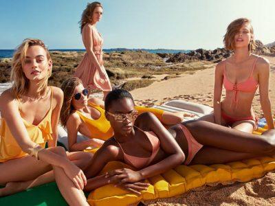 H&M colección de baño 2017, ¡todo lo que necesitas para tu look de playa!