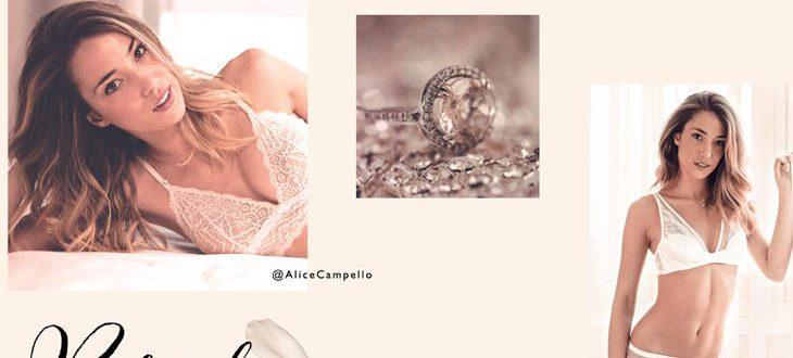Lencería de novia Intimissimi 2017, todo lo que necesitas para tu boda
