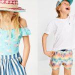 Zara Kids verano 2017, ¡los mejores bañadores y bikinis para los peques!