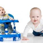 Andador para niños: ¿Sí o no?