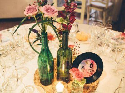 Carteles de mesas para bodas originales, ¡apunta estas ideas!