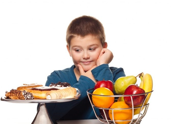 5 claves que explican la obesidad infantil