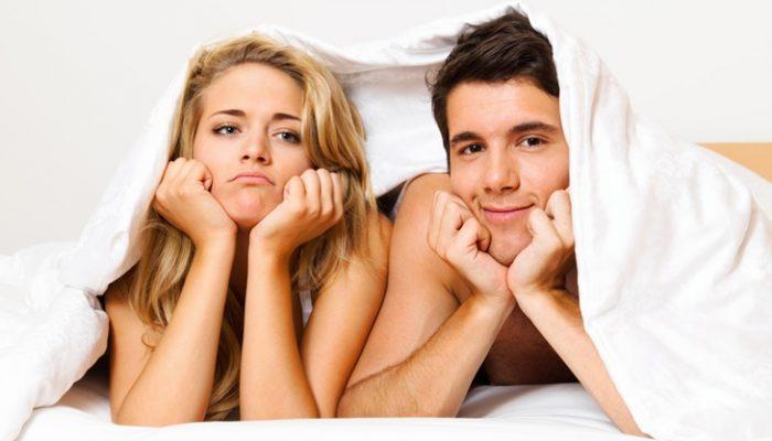 5 cosas que no nos gustan de los hombres en la cama