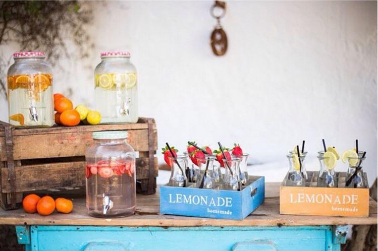 Bodas en verano, ideas para hacer frente al calor