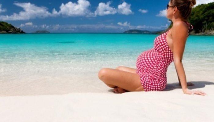 5 ventajas de pasar los últimos meses de embarazo en verano