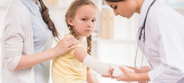 5 incidentes con niños y cómo solucionarlos