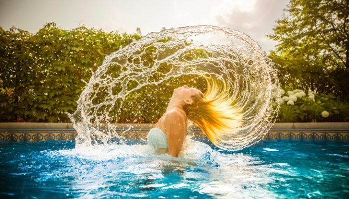 5 claves para proteger el pelo de los efectos del cloro