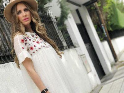 Vanesa Romero y sus looks hippie chic