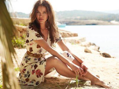Vestidos cortos verano 2017 que vas a desear comprarte en rebajas