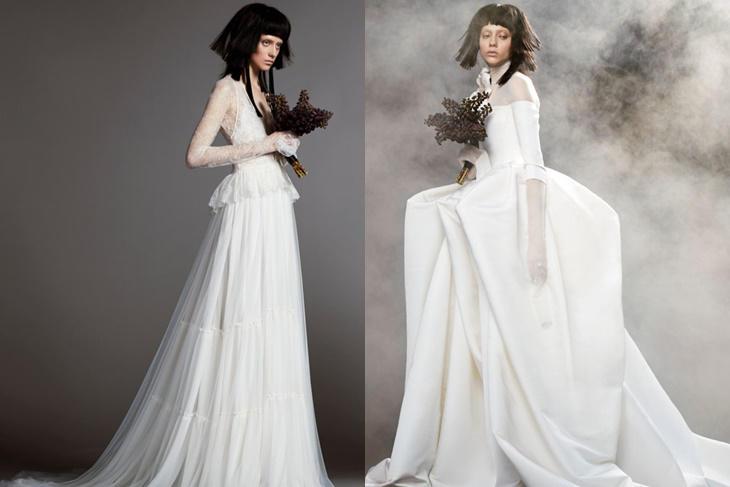 Vestidos de novia Vera Wang 2018, una colección diferente [FOTOS ...