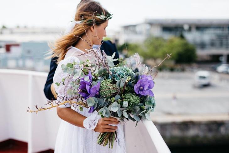 Bodas y tipos de flores, ¿cuál es mejor para cada estilo?
