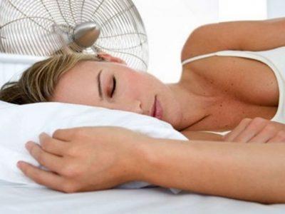 5 claves para dormir bien cuando hace calor