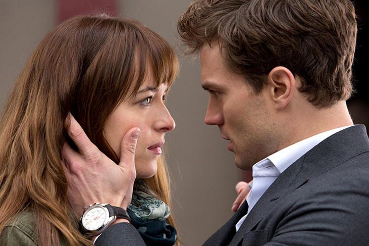 Las parejas de famosos con menos química del cine: Dakota Johnson y Jamie Dornan