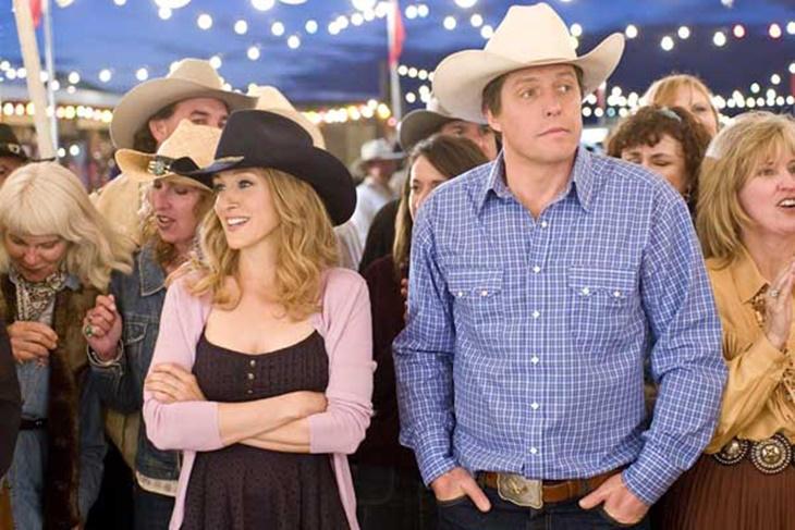 Las parejas de famosos con menos química del cine: Sarah Jessica Parker y Hugh Grant