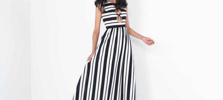 Vestidos de fiesta con descuento en las rebajas de verano 2017