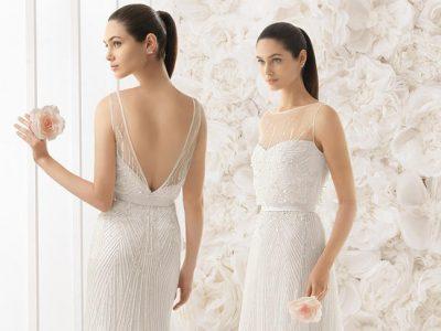 Vestidos de novia Rosa Clará Soft 2018, una colección delicada