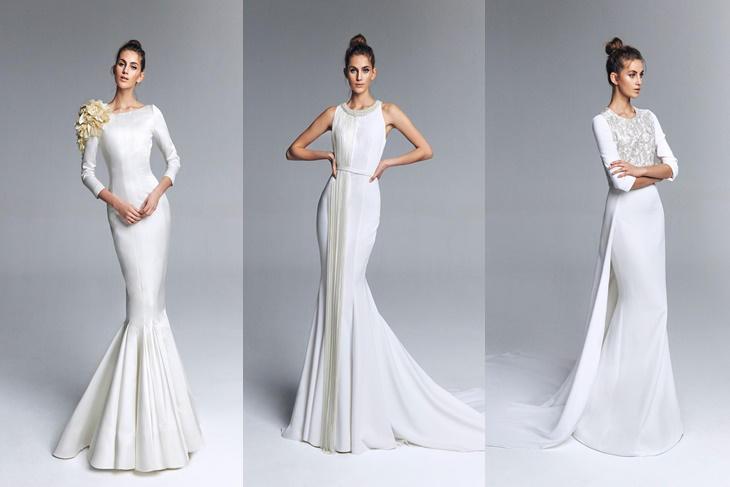 Vicky Martín Berrocal, 5 vestidos de novia de Victoria 2017-18