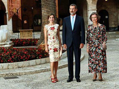 Los mejores looks de la Reina Letizia este verano 2017