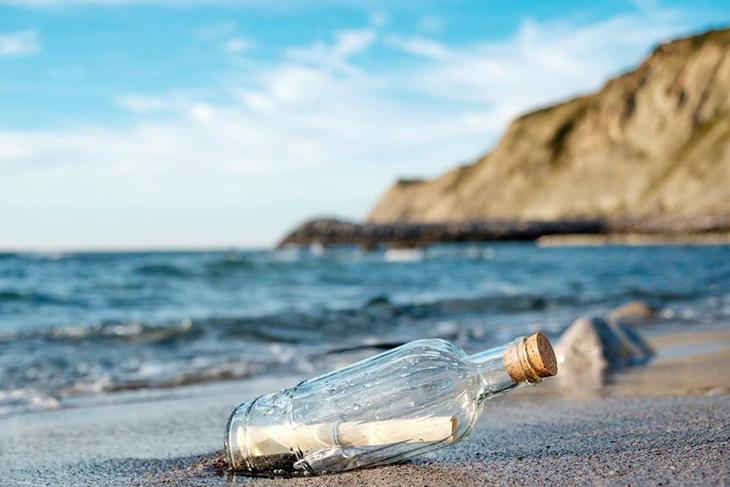 Lanza tus mensajes al mar sin contaminar con Dreambottles