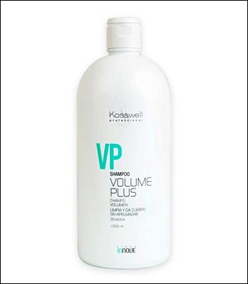 3 productos para conseguir un pelo con volumen: champú