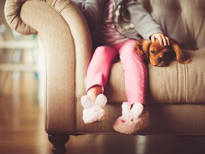 Mamá quiero un perro ¿lo puedo tener?