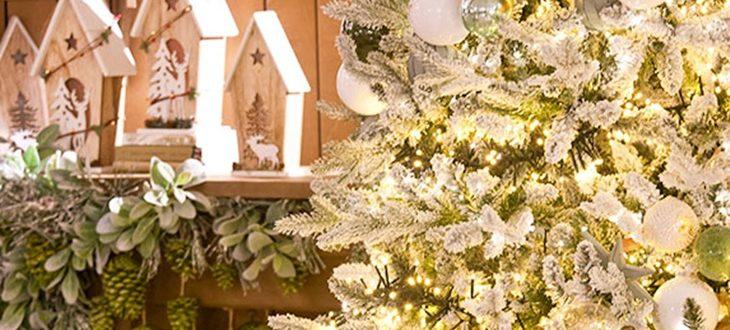 Adornos de Navidad El Corte Inglés 2017, ¡tu casa a la última!