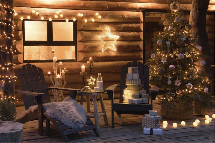 adornos de navidad maisons du monde 2017 todo lo que necesitas para tu casa fotos mujeralia. Black Bedroom Furniture Sets. Home Design Ideas