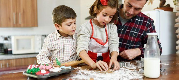 Galletas de Navidad caseras: La receta paso a paso