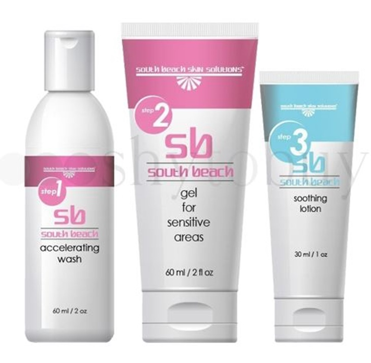 Tratamiento South Beach Wash Kit
