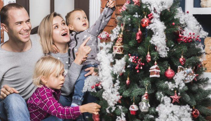 Árbol de Navidad: ¿Sintético o natural?