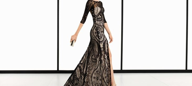 Rosa Clará vestidos de fiesta 2018, el cóctel más elegante