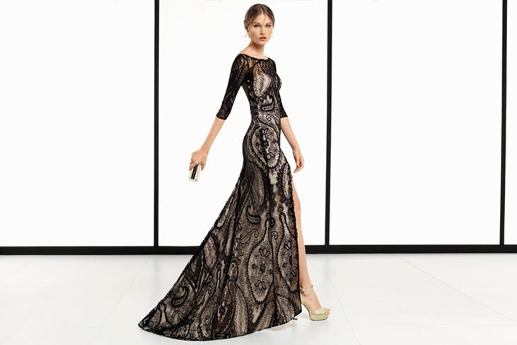074701d6a Rosa Clará vestidos de fiesta 2018