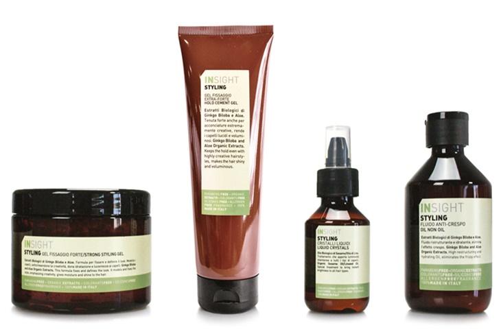 Productos de belleza capilar eco-biológicos