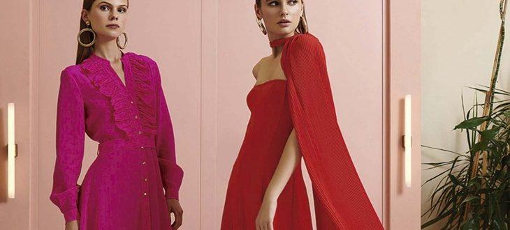 Vestidos de fiesta Dolores Promesas Heaven primavera-verano 2018: la invitada perfecta