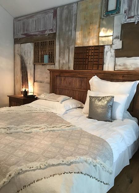 Dormitorio estilo rústico