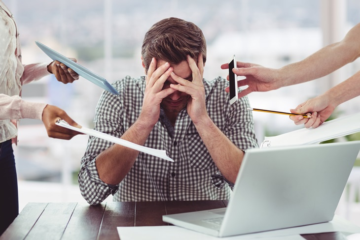 ¿Ambiente laboral malo en tu empresa?