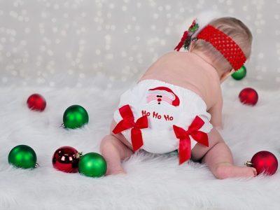 Regalos útiles en estas navidades para tu bebé