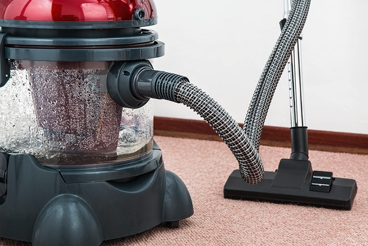 limpieza del hogar