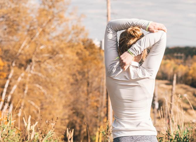 Septiembre, la vuelta a la rutina y la vuelta a hacer ejercicio y recuperar la línea