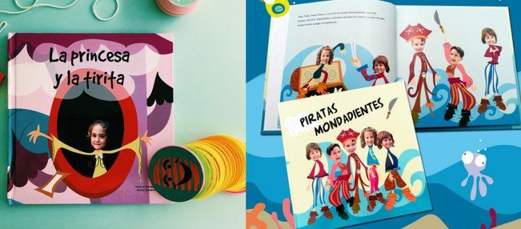 Cuentos personalizados Lola Pirindola