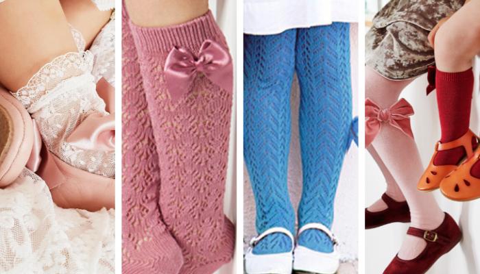 Medias y calcetines infantiles, ¡¡completa su look!!
