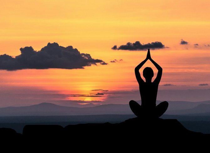 Famosas que practican la meditación