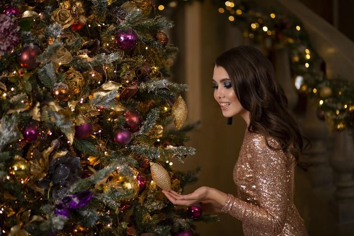 Los maquillajes más increíbles para estas Navidades 2020